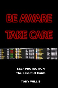 Be Aware Take Care Book Cover